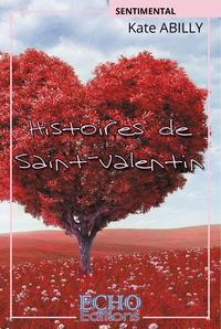 Livre numérique Histoires de Saint-Valentin