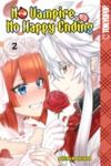 Electronic book No Vampire, No Happy Ending, Volume 2