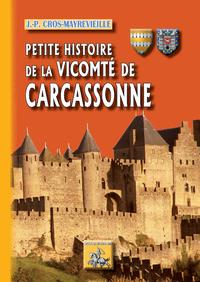 Livre numérique Petite Histoire de la vicomté de Carcassonne