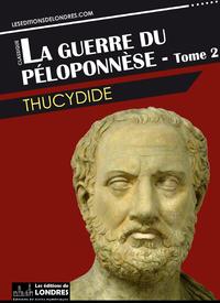 Livre numérique La guerre du Péloponnèse - tome 2