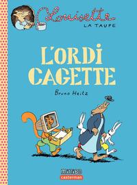 Livre numérique Louisette la taupe (Tome 11) - L'ordi cagette