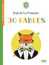 Livre numérique 30 Fables