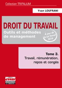 Livre numérique Droit du travail - Tome 3