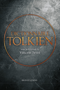 Electronic book Dictionnaire Tolkien
