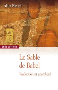 Livre numérique Le sable de Babel