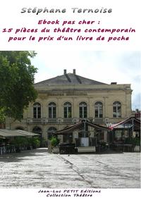 Livre numérique Ebook pas cher : 15 pièces du théâtre contemporain pour le prix d'un livre de poche