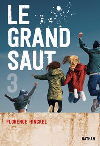 Livre numérique Le Grand saut - Tome 3 - Dès 15 ans