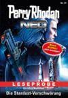Livre numérique Perry Rhodan Neo 37: Die Stardust-Verschwörung (Leseprobe)
