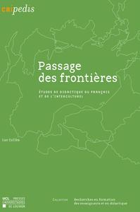 Livre numérique Passage des frontières