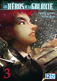 Livre numérique Les Héros de la Galaxie - tome 03