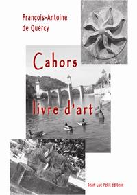 Livre numérique Cahors, livre d'art