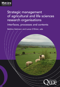 Libro electrónico Strategic management of agricultural and life sciences research organisations