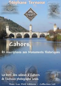 Electronic book Cahors, 42 inscriptions aux Monuments Historiques