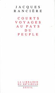 Livre numérique Courts Voyages au pays du peuple