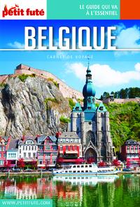 Livre numérique BELGIQUE 2019 Carnet Petit Futé