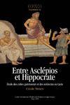 Electronic book Entre Asclépios et Hippocrate