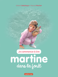 Libro electrónico Martine dans la forêt
