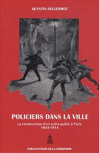 Livre numérique Policiers dans la ville