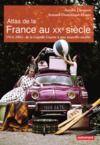 Livre numérique Atlas de la France au XXe siècle