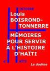 Livre numérique Mémoires pour servir à l'histoire d'Haïti