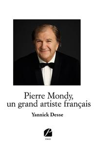Livre numérique Pierre Mondy, un grand artiste français