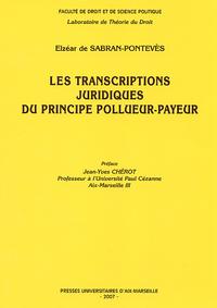 Livre numérique Les transcriptions juridiques du principe pollueur-payeur