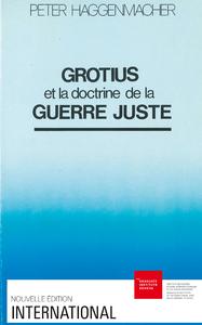 Livre numérique Grotius et la doctrine de la guerre juste