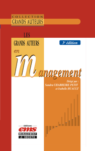 Electronic book Grands auteurs en management