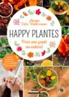 Electronic book Happy plantes