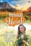 Libro electrónico Heimat-Heidi 40 – Heimatroman