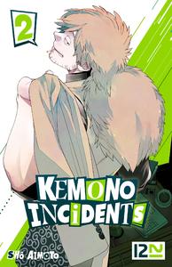 Livro digital Kemono Incidents - tome 02