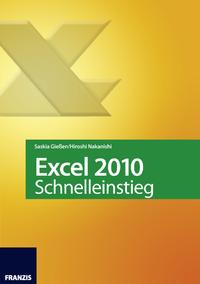 Livre numérique Excel 2010 Schnelleinstieg