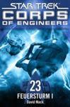 Livro digital Star Trek - Corps of Engineers 23: Feuersturm 1