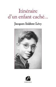Electronic book Itinéraire d'un enfant caché...