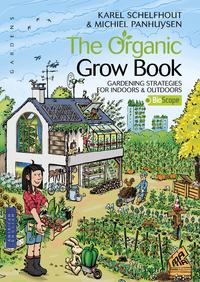 Electronic book The Organic Grow Book - American English Edition