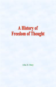 Electronic book A History of Freedom of Thought