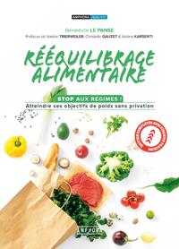 Livre numérique Rééquilibrage alimentaire