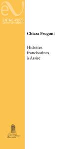 Livre numérique Histoires franciscaines à Assise