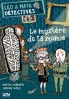 Livre numérique Léo et Maya, détectives - Tome 10 : Le mystère de la momie