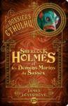 Livro digital Sherlock Holmes et les démons marins du Sussex