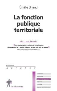 Livre numérique La fonction publique territoriale