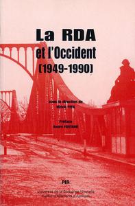 Livre numérique La RDA et l'Occident (1949-1990)