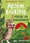 Livre numérique Arsène Lagriffe - tome 07 : Arsène Lagriffe pousse un rugissement
