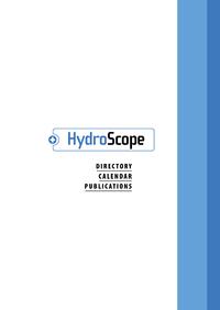 Livre numérique HydroScope anglais 2014-2015