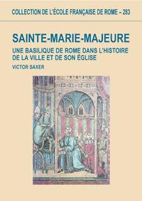 Livre numérique Sainte-Marie-Majeure