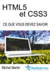 Livre numérique HTML5 CSS3 - Ce que vous devez savoir