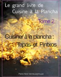 Livre numérique Le grand livre de cuisine à la plancha tome 2