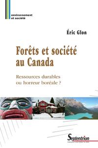 Electronic book Forêts et société au Canada