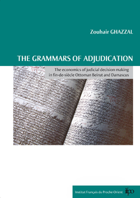 Electronic book The grammars of adjudication