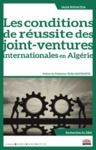 Libro electrónico Les conditions de réussite des joint-ventures internationales en Algérie